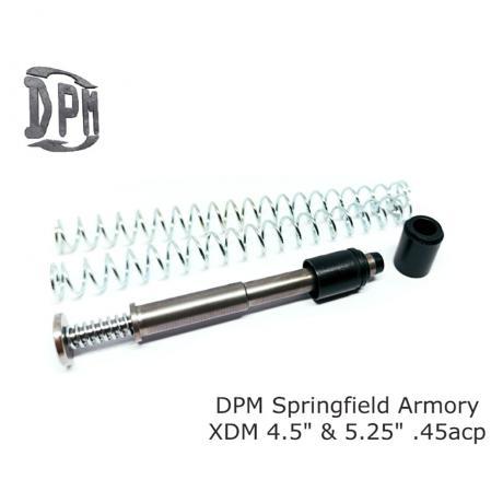 MS-SPR/7 - Vratná pružina s redukcí zpětného rázu DPM pro Springfield XD (M) 4.5