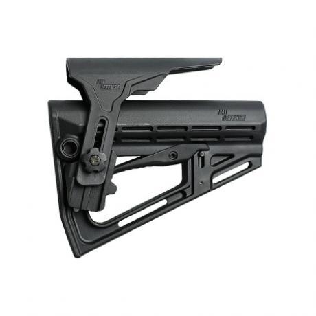 IMI-Z201 - Samostatná pažba IMI Defense TS1 s lícníci - černá