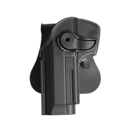 IMI-Z1250L - Polymerové pouzdro IMI Defense pro Beretta 92/96 pro leváka černé