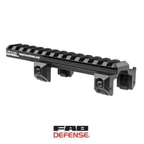 MP5-SM - Horní montáž pro optiku pro MP5