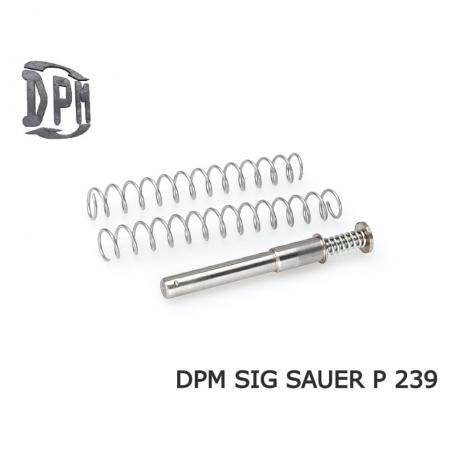 MS-SI/5 - Vratná pružina s redukcí zpětného rázu DPM pro Sig Sauer P239