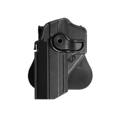 IMI-Z1270LH - Polymerové pouzdro IMI Defense pro Jericho/Baby-Eagle 9mm/.40, Sarsilmaz Kilinc Mega 2000 pro leváka
