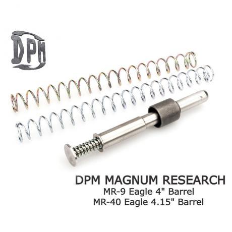 MS-MAG/1 - Vratná pružina s redukcí zpětného rázu DPM pro MAGNUM RESEARCH MR9 Eagle Full Size 4