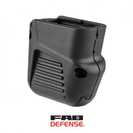 43-10 - Prodloužení originálního zásobníku pro Glock 43 na 10 ran