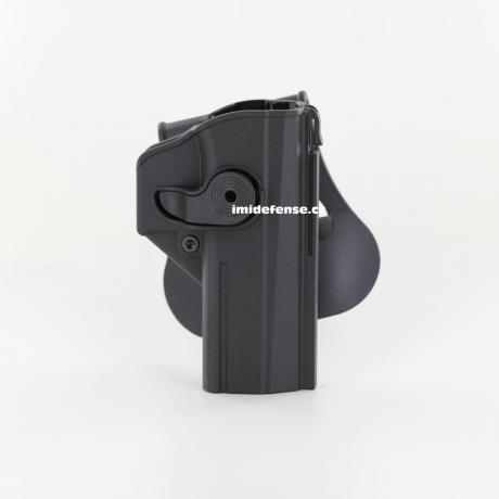 IMI-Z1450 - IMI Defense pouzdro s pojistkou pro CZ Shadow 2, CZ P-09 černé