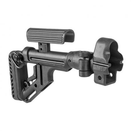 UAS-MP5 - Sklopná pažba typ Galil pro HK MP5