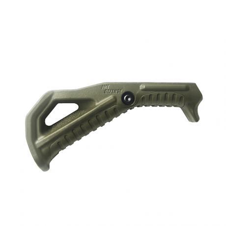 IMI-FSG - FSG - přední taktická polymerová rukojeť - zelená