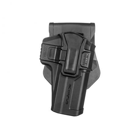 M1 G-21 L1 RH - Pouzdro na Glock .45 s pádlem bez pojistky pro praváka černé