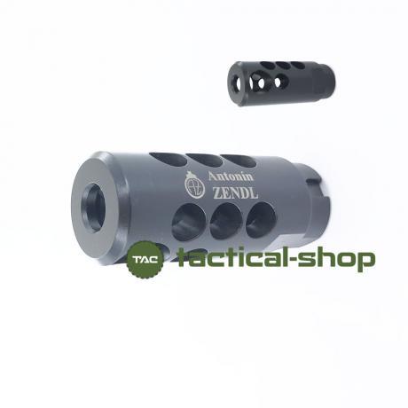 EA001-P - Kompenzátor Zendl SA58 pro praváky - černý