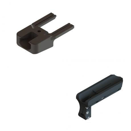 KDN K4-S - Kidon adaptér pro Jericho bez picatinny railu