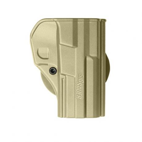 IMI-Z8030 - Jednodílné pouzdro pro Sig Sauer 2009,2022,220,226,227,MK25,M11-A1 - pískové