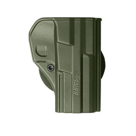 IMI-Z8030 - Jednodílné pouzdro pro Sig Sauer 2009,2022,220,226,227,MK25,M11-A1 - zelené