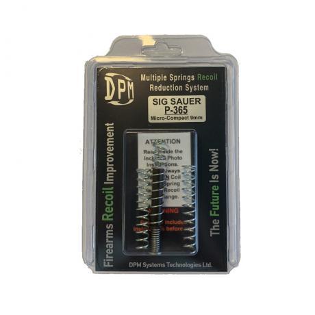 MS-SI/17 - Vratná pružina s redukcí zpětného rázu DPM pro Sig Sauer P365 Micro Compact 9mm