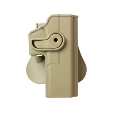 IMI-Z1050 - Polymerové pouzdro IMI Defense pro Glock 20/21/37/38 pískové
