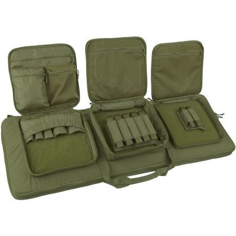 TB-DU8-CD-02 -  Transportní brašna na pušku HELIKON DOUBLE UPPER RIFLE BAG 18 - Olive Green