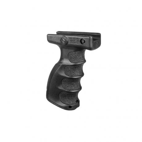 AG-44-S - Přední nakloněná rukojeť pro M16/M4/AR15 černá