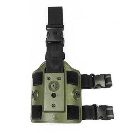 IMI-Z2200 - Taktická stehenní platforma IMI Defense zelená