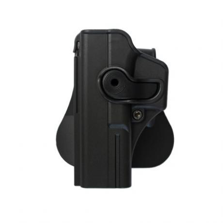 IMI-Z1010LH - Polymerové pouzdro IMI Defense pro Glock 17/22/31/34 pro leváka s pádlem - černé