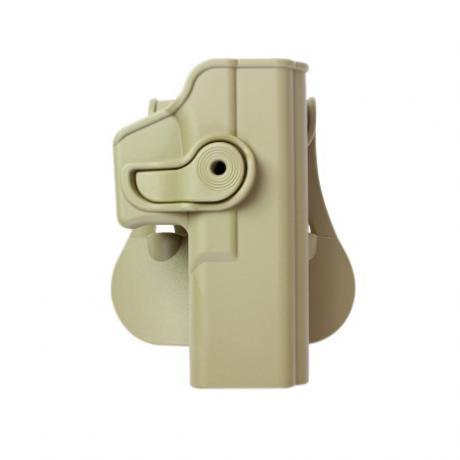 IMI-Z1010 - Polymerové pouzdro IMI Defense na Glock 17/22/31 - pískové