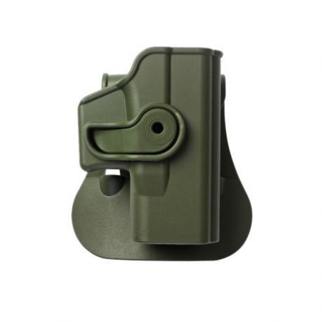 IMI-Z1040 - Polymerové pouzdro IMI Defense pro Glock 26/27/33/36 - zelené