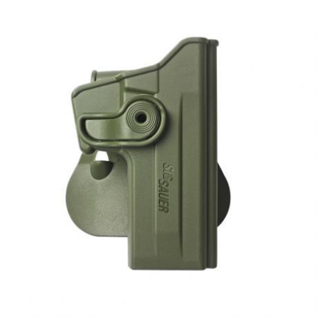 IMI-Z1080 - Polymerové pouzdro IMI Defense pro Sig Sauer 220/228 - zelené
