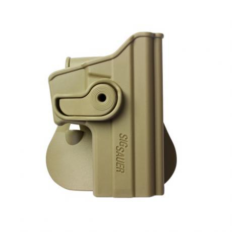 IMI-Z1090 - Polymerové pouzdro IMI Defense pro Sig Sauer 225/229 - pískové