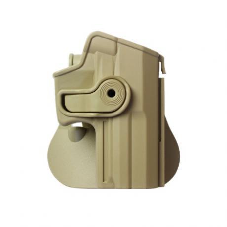 IMI-Z1140 - Polymerové pouzdro IMI Defense pro H&K USP FS (9mm/.40) - pískové