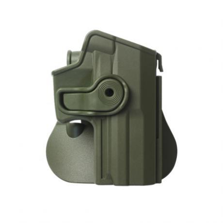 IMI-Z1140 - Polymerové pouzdro IMI Defense pro H&K USP FS (9mm/.40) - zelené