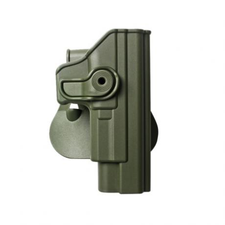 IMI-Z1180 - Polymerové pouzdro IMI Defense pro Sprinfield XD (9mm/.40/.45) - zelené