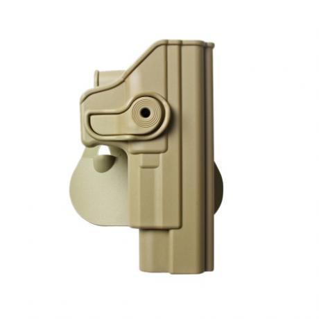 IMI-Z1180 - Polymerové pouzdro IMI Defense pro Sprinfield XD (9mm/.40/.45) - pískové