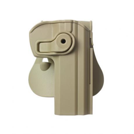 IMI-Z1330 - Polymerové pouzdro IMI Defense pro CZ 75/75 B COMPACT/75 OMEGA - pískové