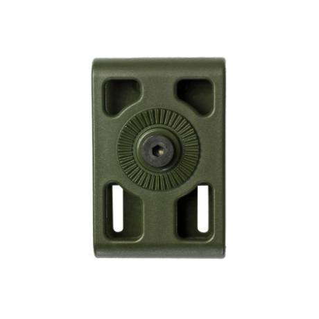 IMI-Z2100 - Opasková redukce pro upevnění pouzdra se šroubem - zelená