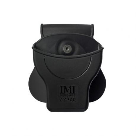 IMI-Z2700 - Opaskový držák na policejní pouta - černý
