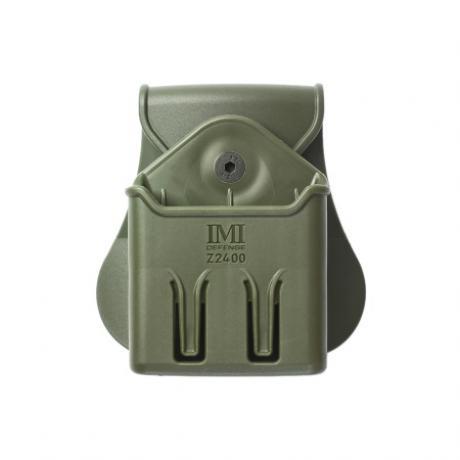 IMI-Z2400 - Poudro pro 1 zásobník AR15/M16 & Galille 5.56mm zelené