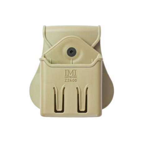 IMI-Z2400 - Poudro pro 1 zásobník AR15/M16 & Galille 5.56mm pískové