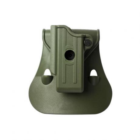 IMI-ZSP09 - SP09 - Pouzdro na jeden zásobník pro Makarov PM zelené
