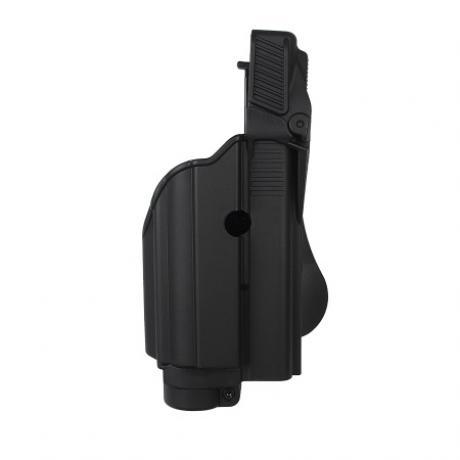 IMI-Z1600 - Level 2 Pouzdro IMI Defense na Glock 17/19 se svítilnou černé