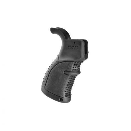 AGR-43 - Pistolová pogumovaná rukojeť pro M4 černá