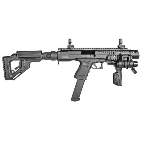 KPOS G2 GLOCK 17/19 DELTA - Karabinová konverze KPOS G2 pro Glock (17, 18, 19, 22, 23, 34, 35) Galil pažba
