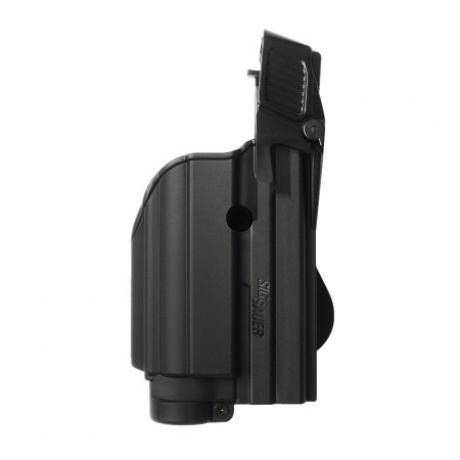 IMI-Z1500-TLH - Level 2 pouzdro na pistoli a svítilnu (laser) pro Sig P250 Compact, P250 FS, 227, P220, P226, Sig Pro2022, MK25, P320 9mm - černé