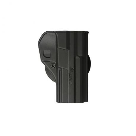 IMI-Z8020 - Jednodílné pouzdro pro Sig Sauer 2009, 2022, 220, 226, 227, 228, MK25,M11-A1, P226 Tactical Operations (Tacops),P226 Comb - černé