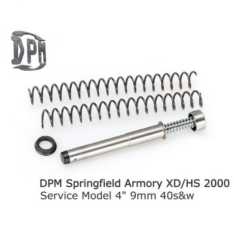 MS-SPR/1 - Vratná pružina s redukcí zpětného rázu DPM pro Springfield XD SERVICE 4