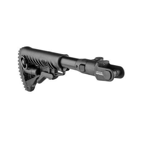 M4-AKMS P - Sklopná teleskopická pažba pro AKMS - černá