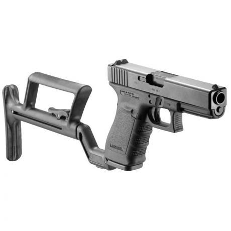 GLR-440 - Taktická pažba pro Glock 19 3.gen
